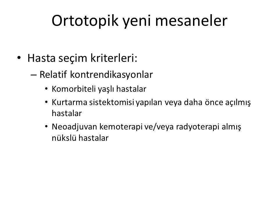 Ortotopik yeni mesaneler