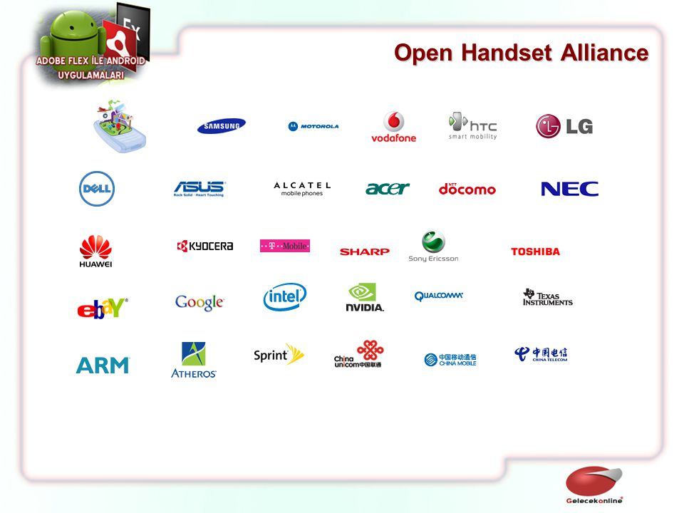 Open Handset Alliance