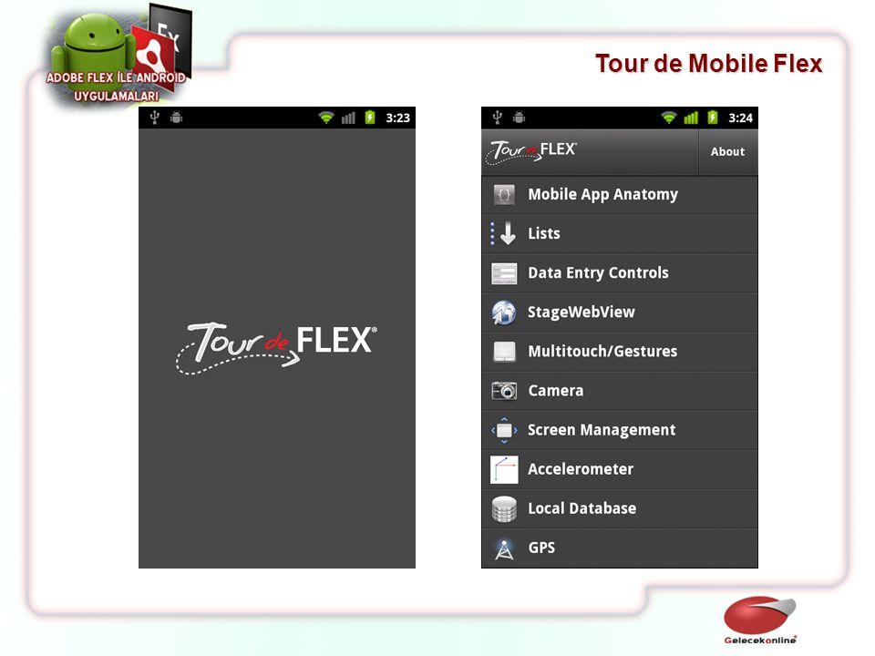 Tour de Mobile Flex