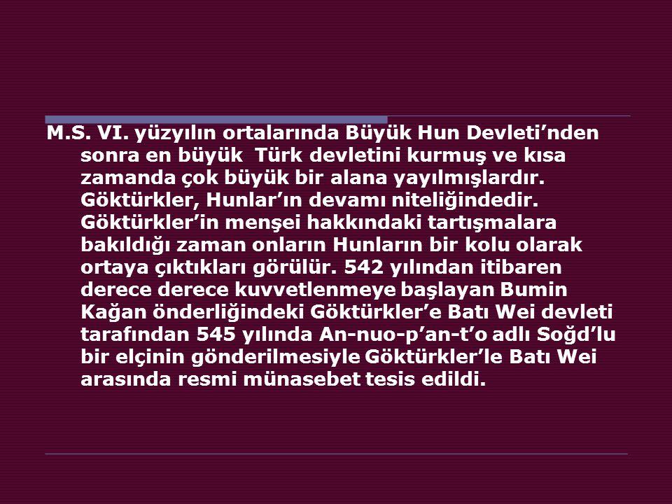 M.S. VI.