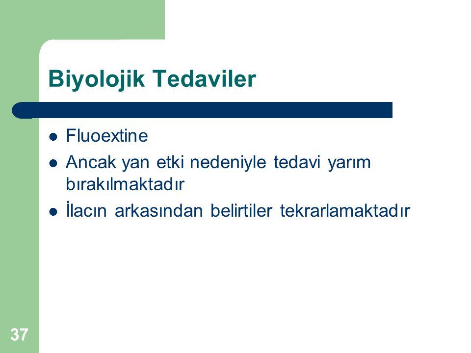 Biyolojik Tedaviler Fluoextine