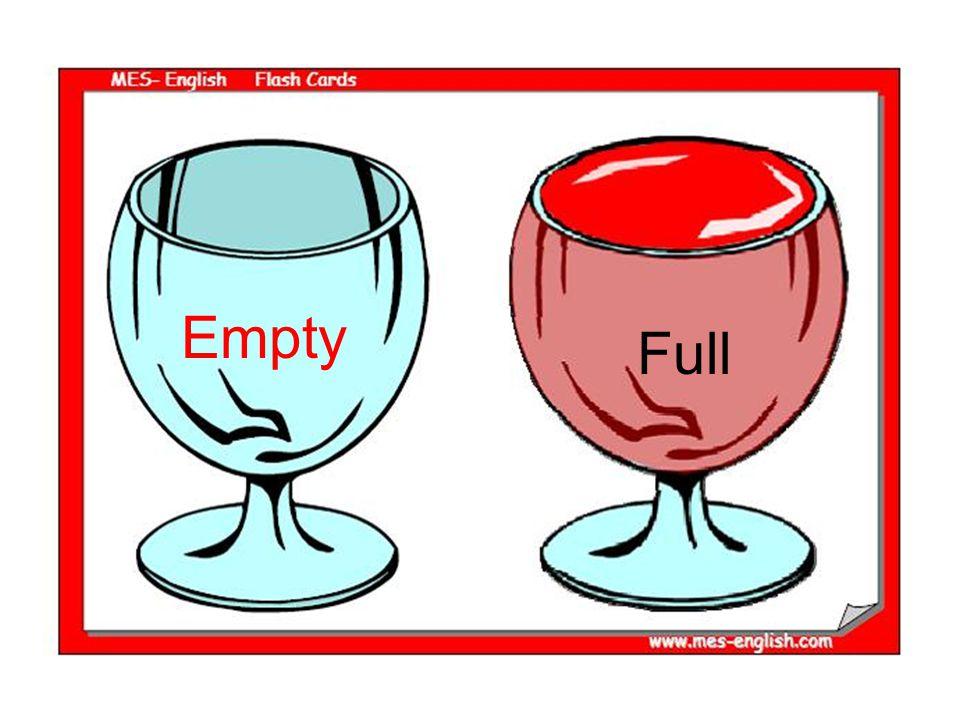 Empty Full