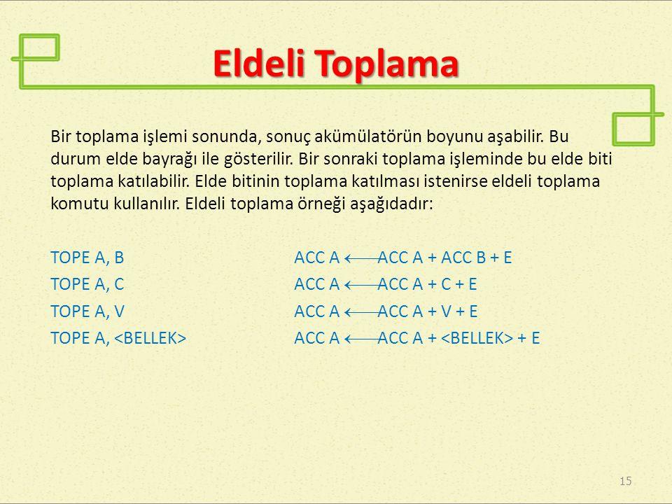 Eldeli Toplama