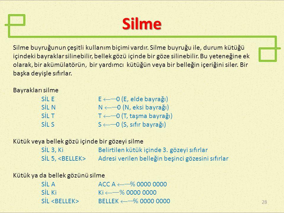Silme