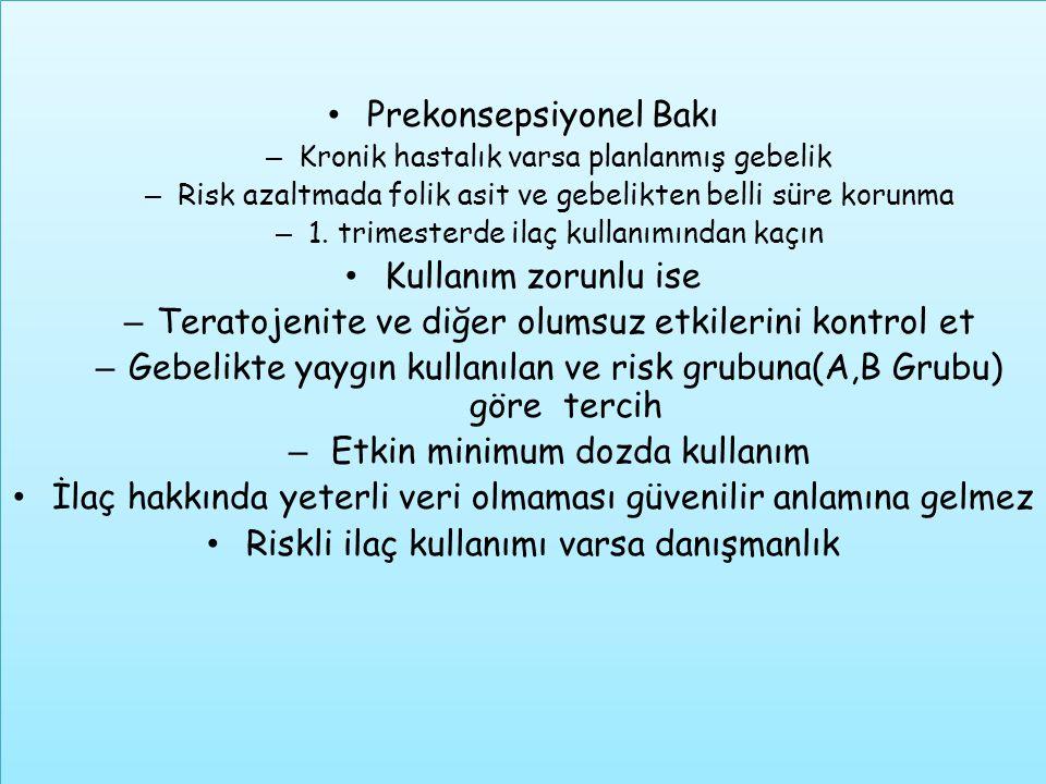 Prekonsepsiyonel Bakı