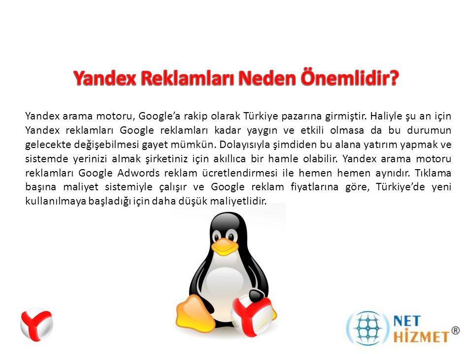 Yandex Reklamları Neden Önemlidir