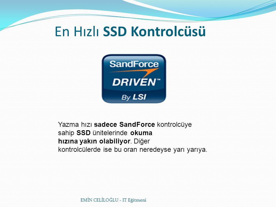 En Hızlı SSD Kontrolcüsü