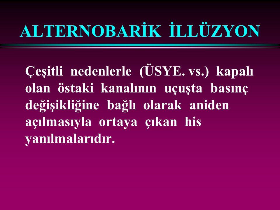 ALTERNOBARİK İLLÜZYON