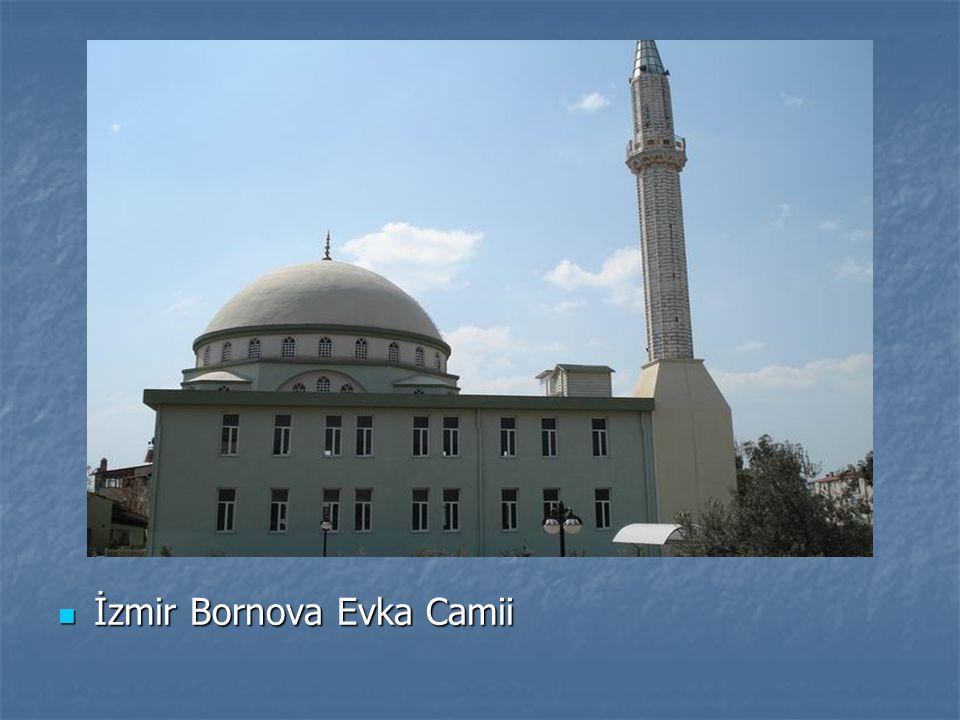 İzmir Bornova Evka Camii