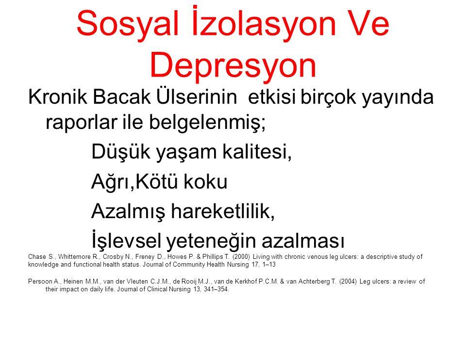 Sosyal İzolasyon Ve Depresyon