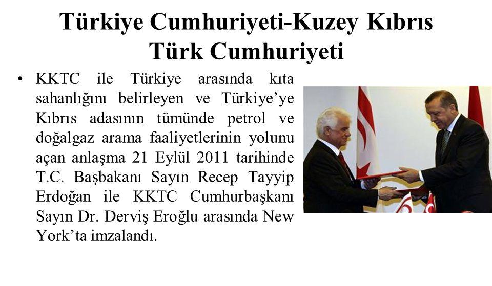 Türkiye Cumhuriyeti-Kuzey Kıbrıs Türk Cumhuriyeti