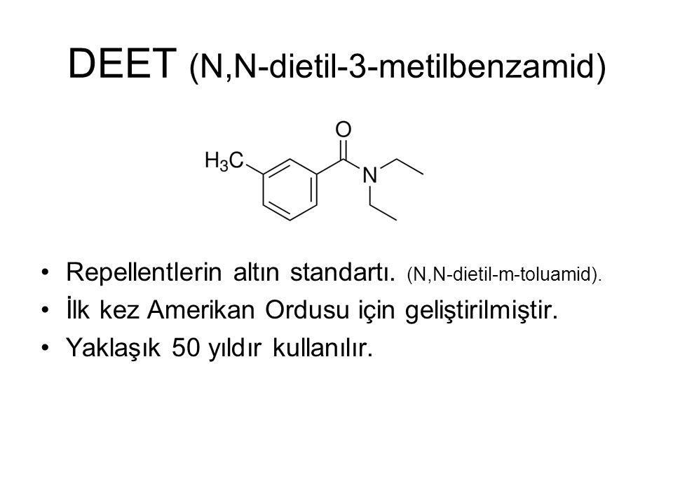 DEET (N,N-dietil-3-metilbenzamid)