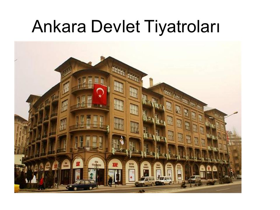 Ankara Devlet Tiyatroları