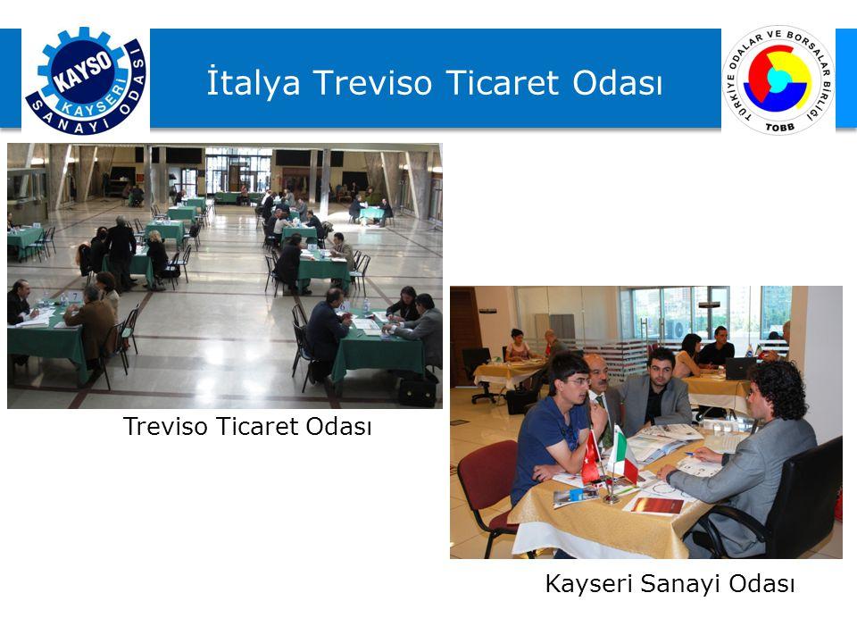 İtalya Treviso Ticaret Odası