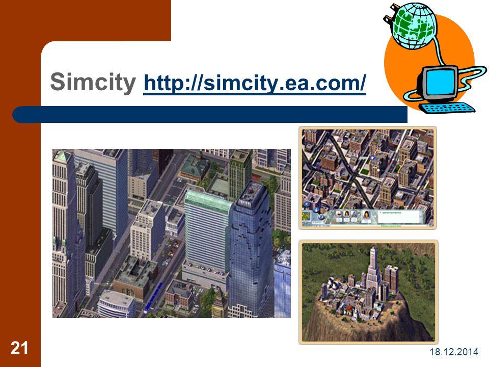 Simcity http://simcity.ea.com/