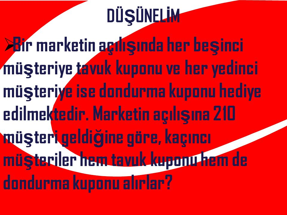 DÜŞÜNELİM
