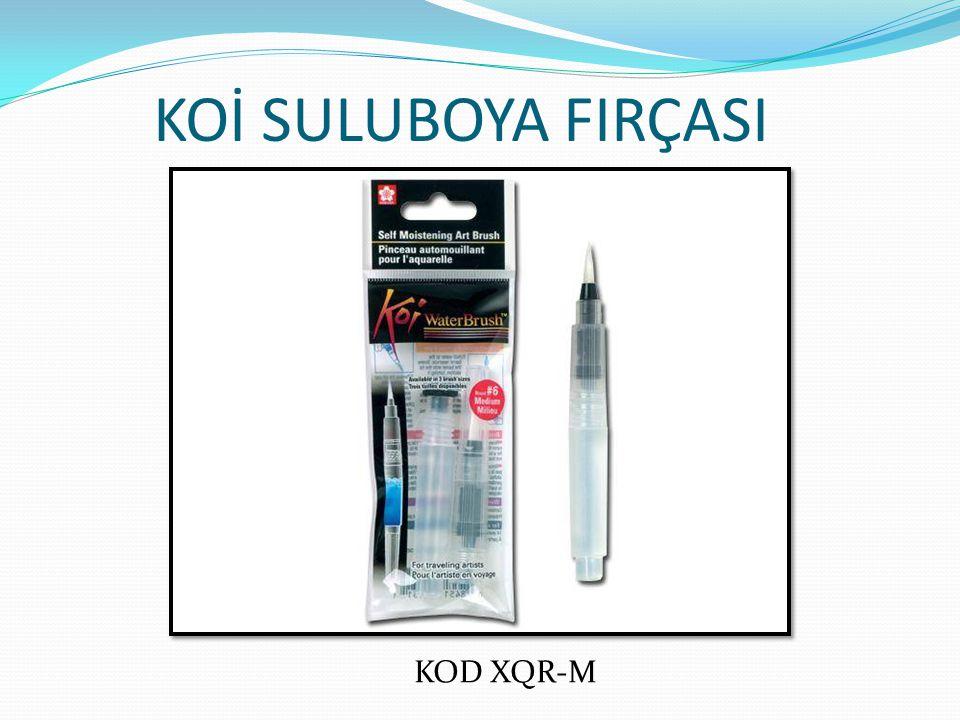 KOİ SULUBOYA FIRÇASI KOD XQR-M