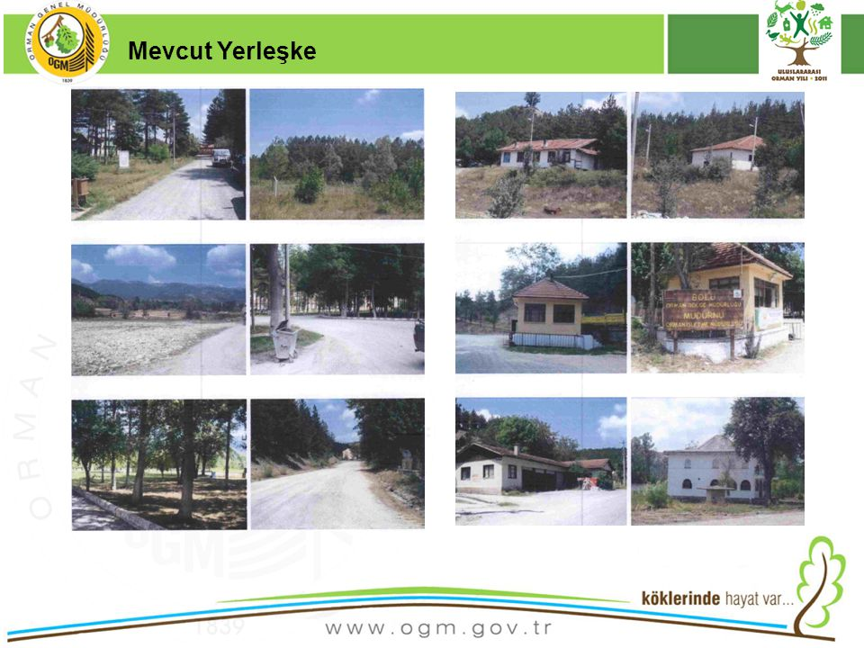 Mevcut Yerleşke Kurumsal Kimlik 16/12/2010