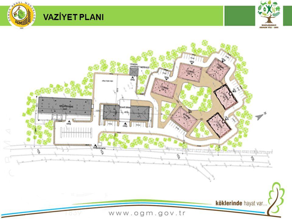 VAZİYET PLANI Kurumsal Kimlik 16/12/2010