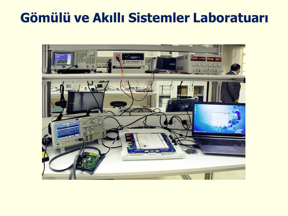 Gömülü ve Akıllı Sistemler Laboratuarı