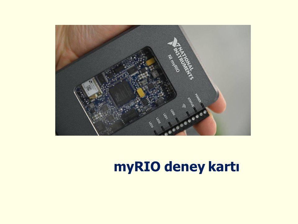 myRIO deney kartı