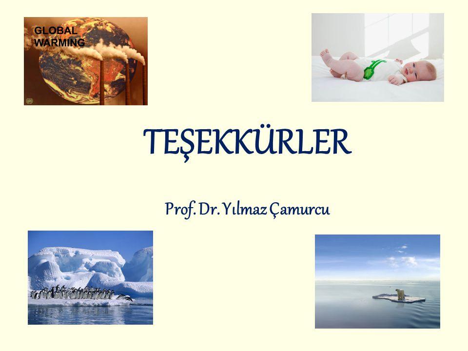 TEŞEKKÜRLER Prof. Dr. Yılmaz Çamurcu