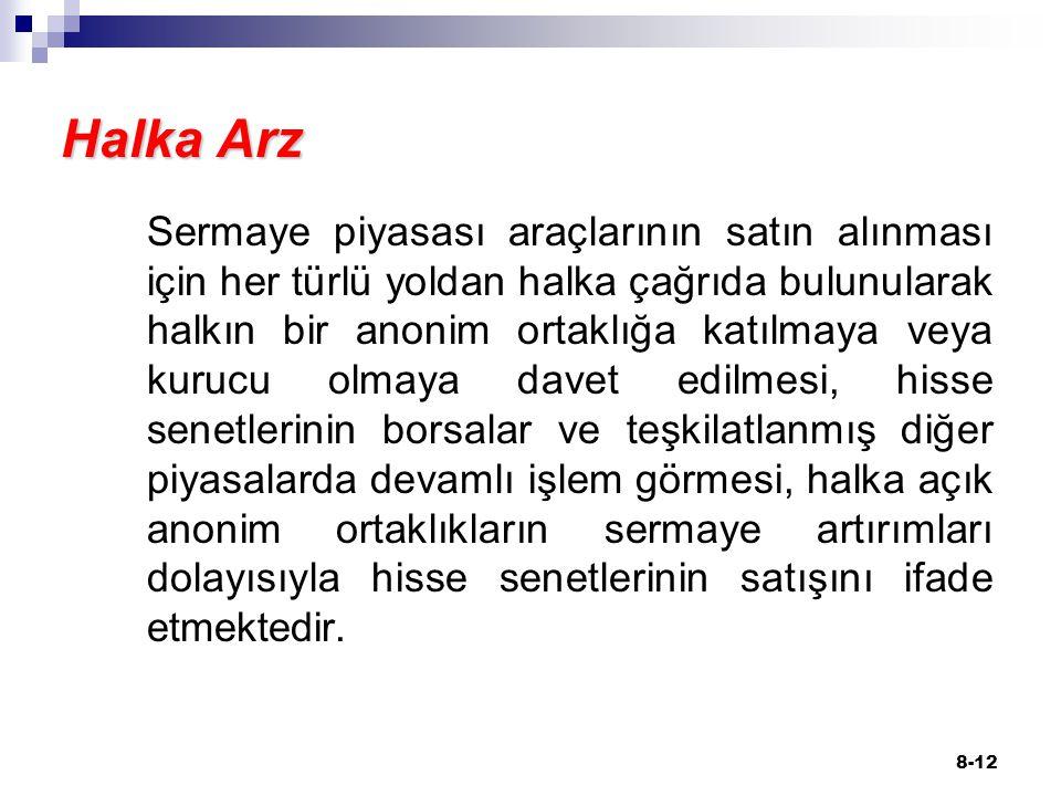 Halka Arz