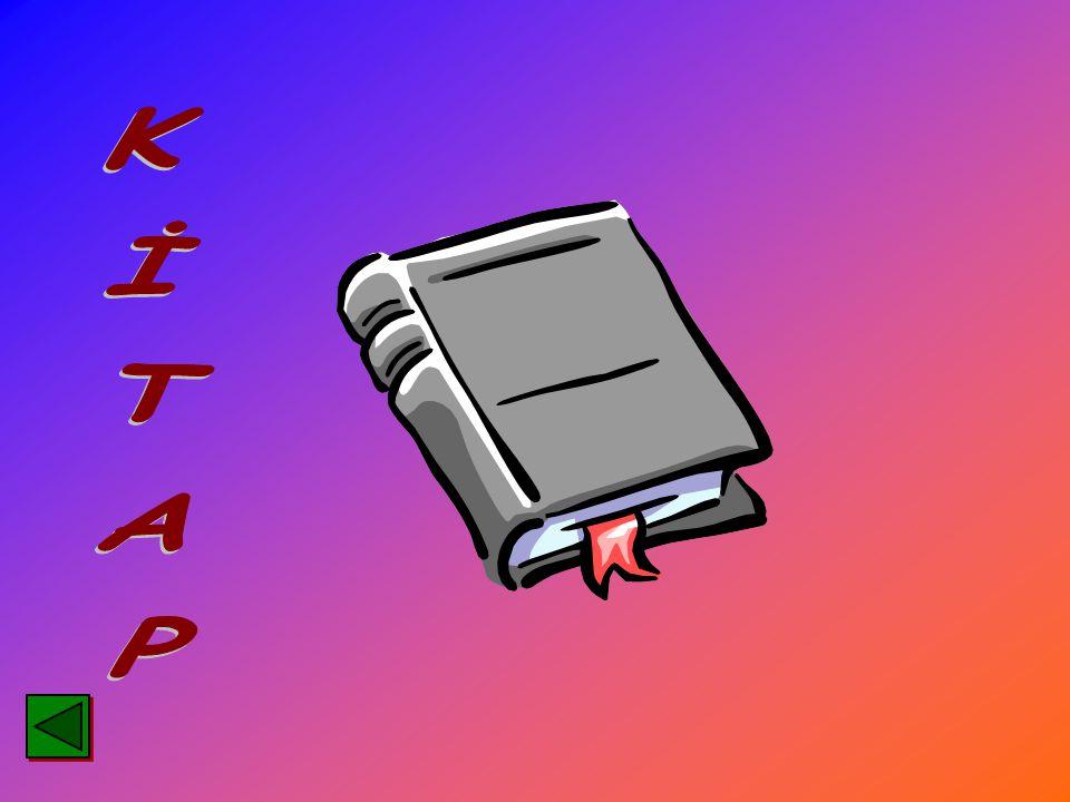 KİTAP