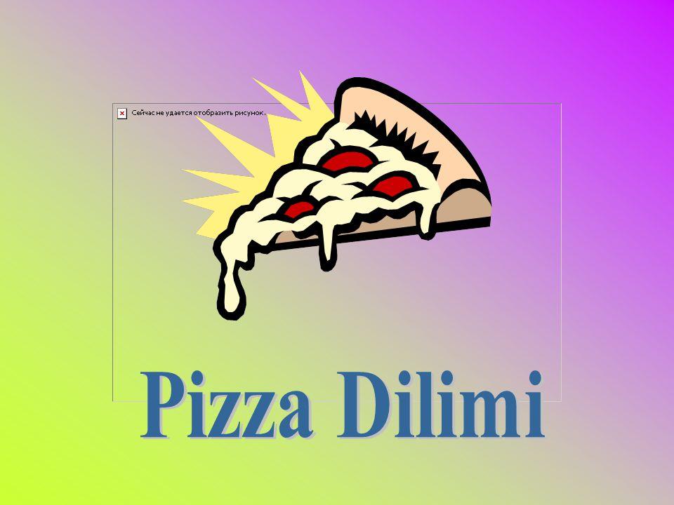 Pizza Dilimi