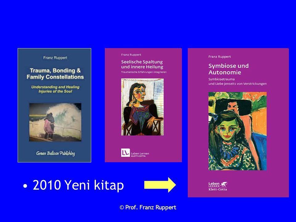 2010 Yeni kitap © Prof. Franz Ruppert