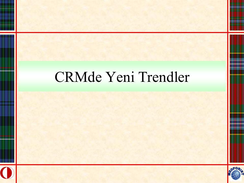 CRMde Yeni Trendler