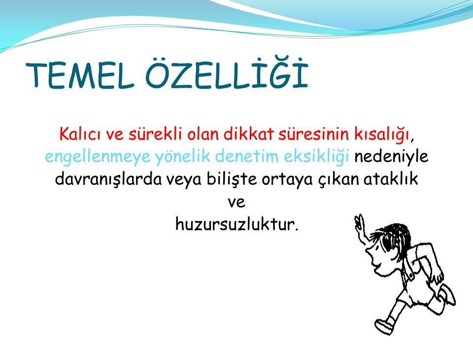 TEMEL ÖZELLİĞİ