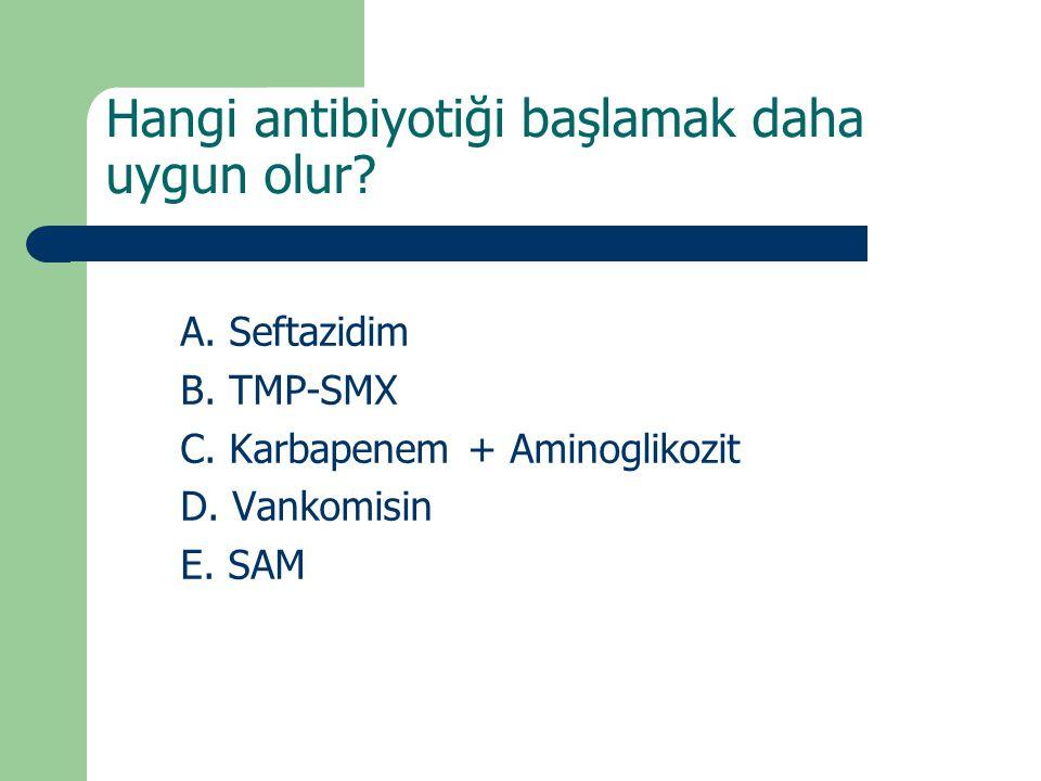 Hangi antibiyotiği başlamak daha uygun olur