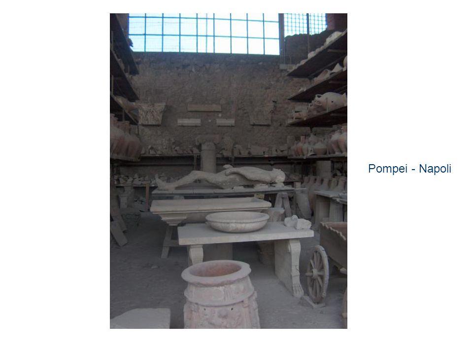 Pompei - Napoli