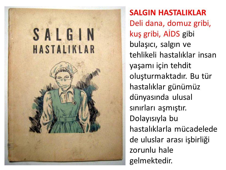 SALGIN HASTALIKLAR