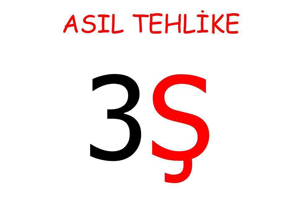 ASIL TEHLİKE 3Ş
