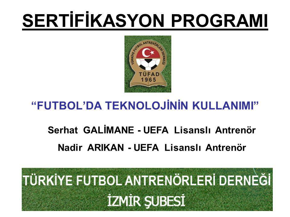 SERTİFİKASYON PROGRAMI