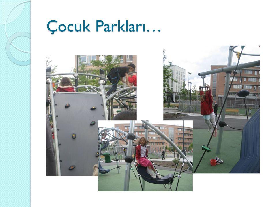 Çocuk Parkları…