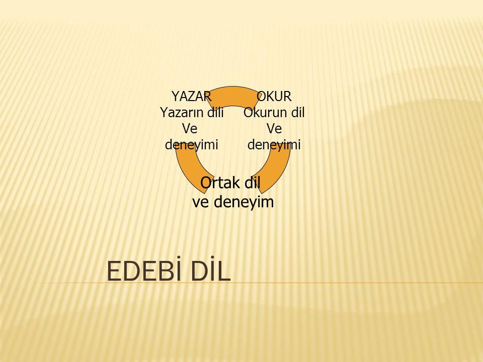 EDEBİ DİL