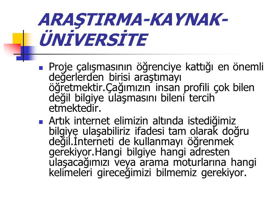 ARAŞTIRMA-KAYNAK-ÜNİVERSİTE