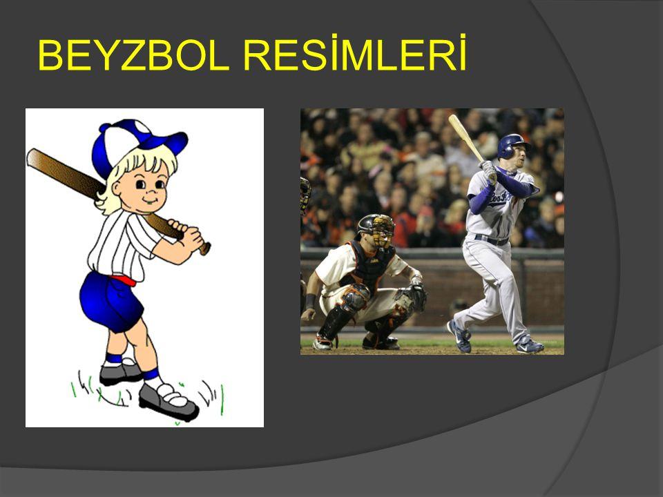 BEYZBOL RESİMLERİ