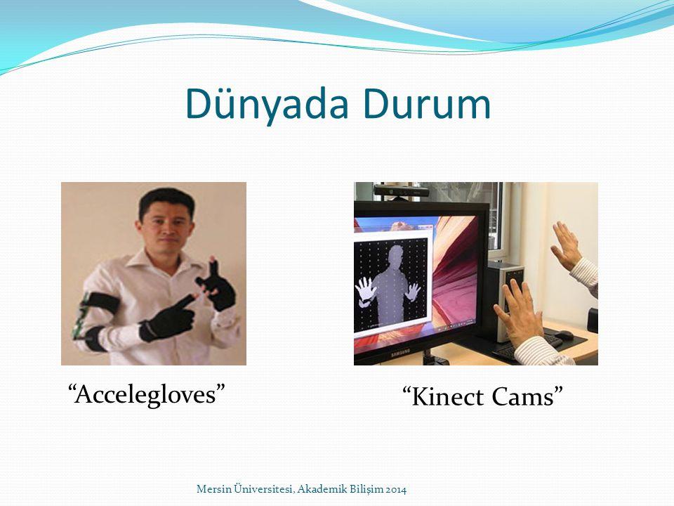 Dünyada Durum Accelegloves Kinect Cams