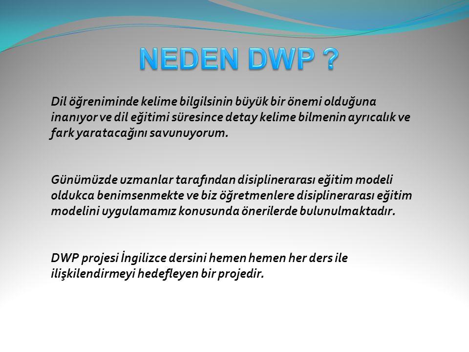 NEDEN DWP