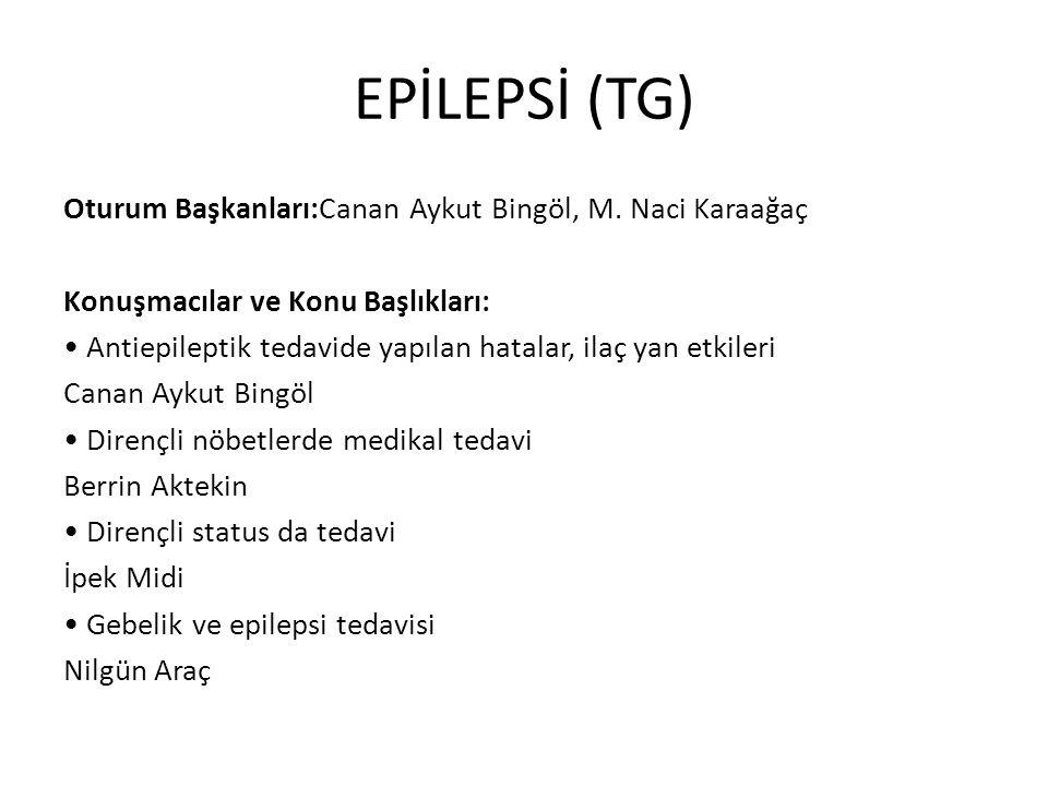 EPİLEPSİ (TG)
