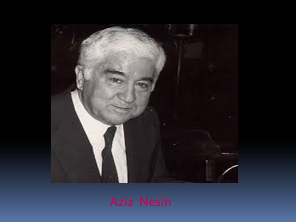Aziz Nesin