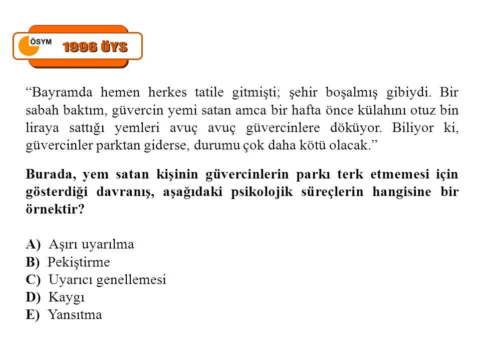 1996 ÖYS