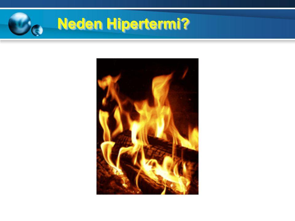 Neden Hipertermi