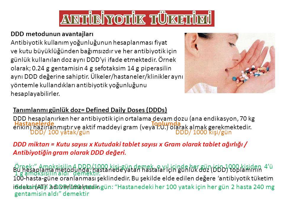 DDD metodunun avantajları