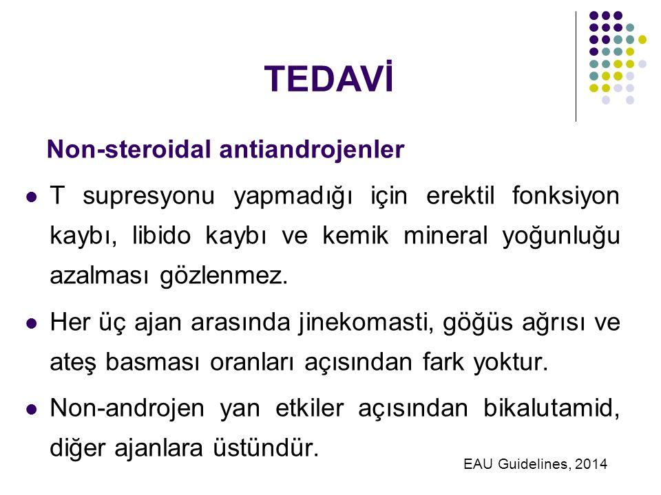 TEDAVİ Non-steroidal antiandrojenler