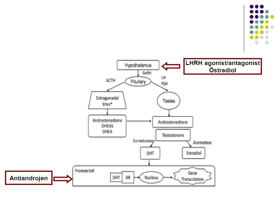 LHRH agonist/antagonist